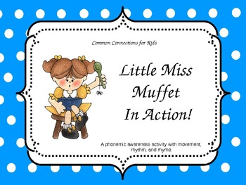Little Miss Muffet In Action