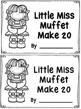 Little Miss Muffet Make 20