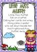 Little Miss Muffet: Nursery Rhyme Pack