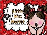 Little Miss Muffet Nursery Rhyme Set