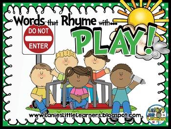 Little Miss Muffet Phonological Activities {Printable & SMARTboard Activities}
