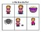 Little Miss Muffet Sequencing Activities