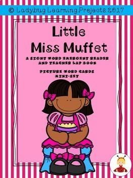 Little Miss Muffet (A Sight Word Emergent Reader)
