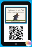 Little Mole who knew it was none of his business- Qr Code