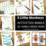 Monkey PreK Activities