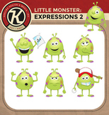 Little Monster - Expressions 2