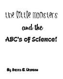 Little Monster Science Alphabet