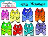 Little Monsters Clip Art