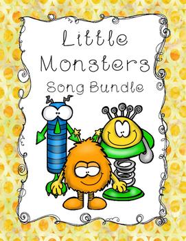 Little Monsters Song Bundle