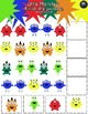 Little Monsters Worksheets and More Printable Pack