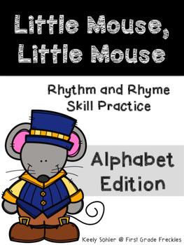 Little Mouse: Alphabet Edition