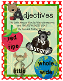 Little Mouse...Big Hungry Bear Adjectives Poster