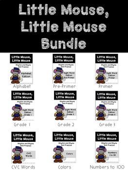 Little Mouse: Bundle
