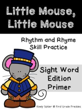 Little Mouse: Dolch Primer