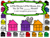 Little Mouse, Little Mouse Colors