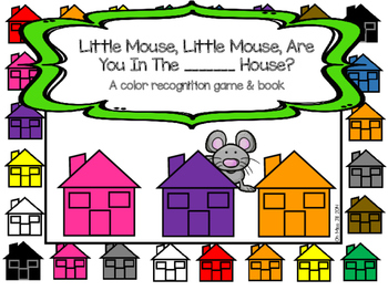 Little Mouse, Little Mouse Colors