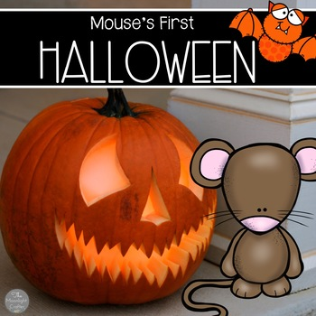 Little Mouse's First Halloween Book Companion