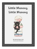 Little Mummy Big Book for Halloween