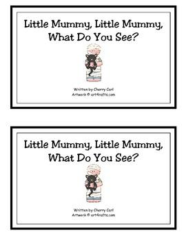 Little Mummy, Little Mummy Guided Reader
