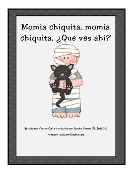 Little Mummy, Little Mummy Read Aloud in Spanish