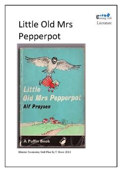Little Old Mrs Pepperpot