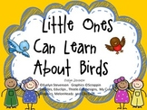 Little Ones Can Learn About Birds