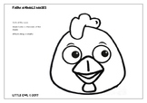 Little Owl: Farm Animal Masks