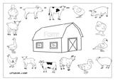 Little Owl: Farm Animals Colouring Book