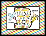 Little Owl School - Posters / Cards / Mats - Alphabet & Numbers