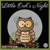 Little Owls Night Book Companion