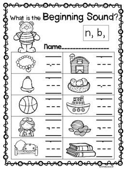 Little Panda, Centers and Printables, Unit 3, Week 1, Kindergarten