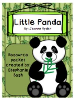 Little Panda - Scott Foresman Reading Street® Resource Pack
