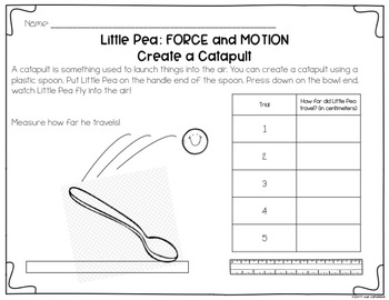 Little Pea Science Pack