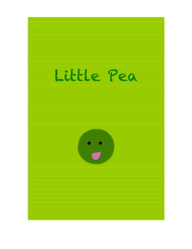 Little Pea - Worksheets to go with the book Little Pea