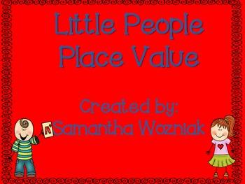 Little People Base Ten
