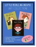 Biographies - Little People Big Dreams Unit--(incl. Reader