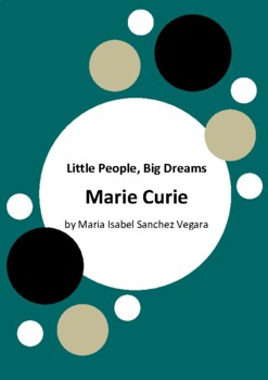 Little People, Big Dreams - Marie Curie by Isabel Sanchez Vegara