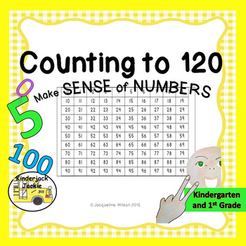 Counting Numbers 1 - 120