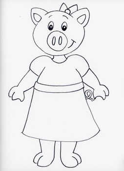 Little Pig (girl)