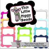 Little Piggy's Filled Bubble Frames (11)