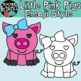 Little Pink Pigs Emoji Style: Emotions, Expressions, Emoticons (FREE Papers)