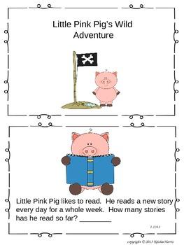Little Pink Pig's Wild Adventure