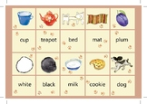 Little Pip's Game Fields and Worksheets