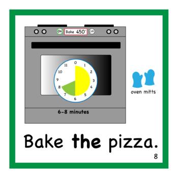 Little Pizza Cookbook