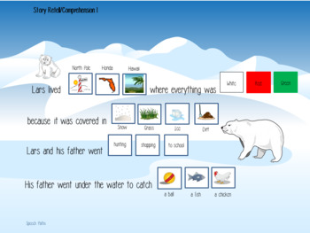 Little Polar Bear: Book Companion Preschool-Grade 2