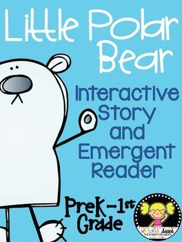 Little Polar Bear {Interactive Story}