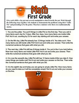 Little Pot's Classroom Activities
