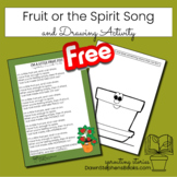 Little Pot's song and coloring sheet