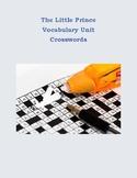 Little Prince Vocabulary: Crossword Puzzles (Houghton Mifflin Harcourt Version)