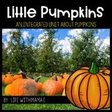 Little Pumpkins Unit for Preschool {Halloween}